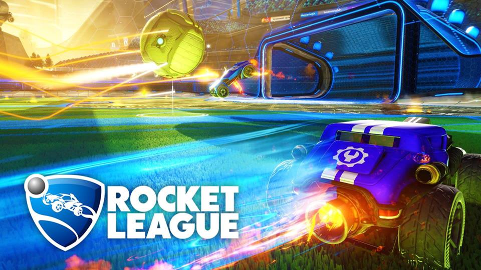 Rocket League Banner