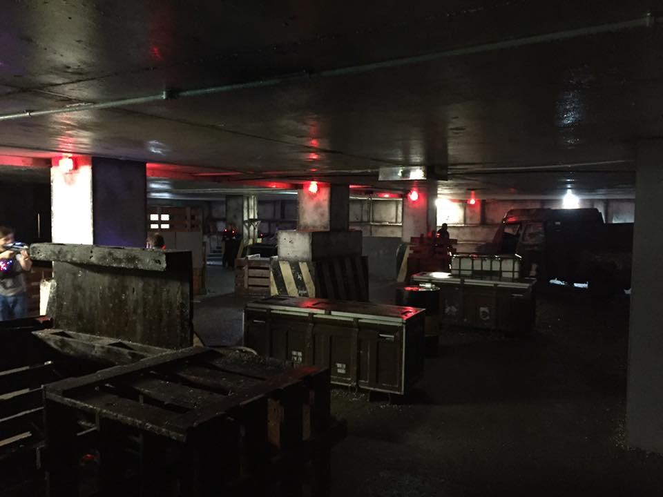 Laser Tag at Bunker 51