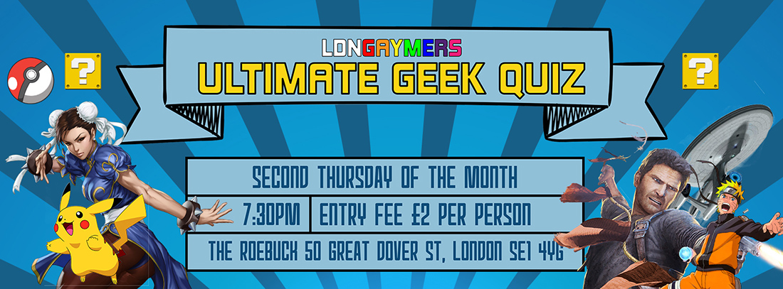 Ultimate Geek Quiz