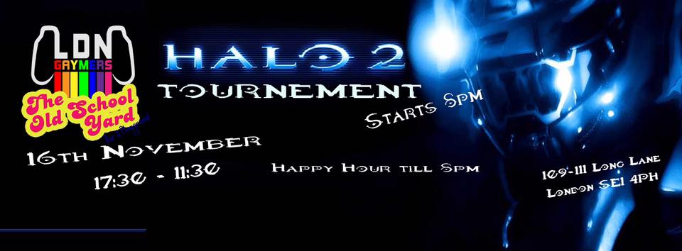 Big Monthly Game-A-Thon at TOSY - The Halo One
