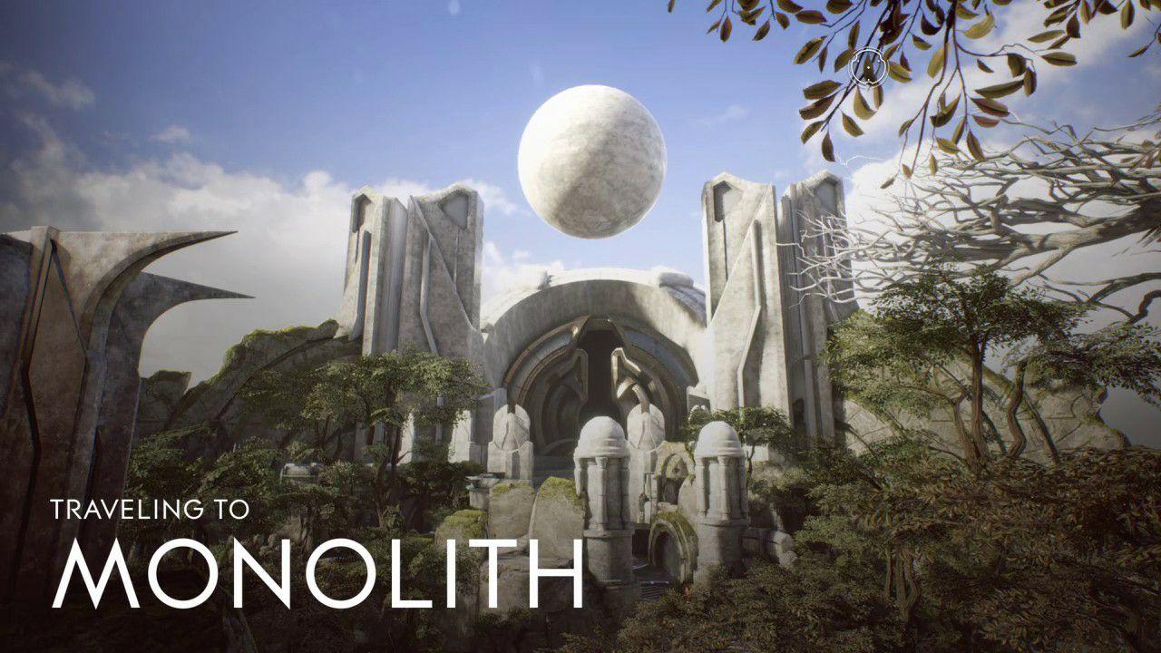 Paragon Monolith
