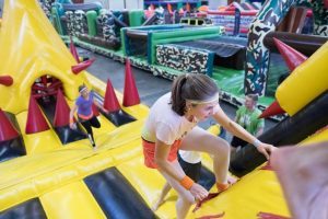 LDN Gaymers Active: The Beast (Inflatable Obstacle Course)