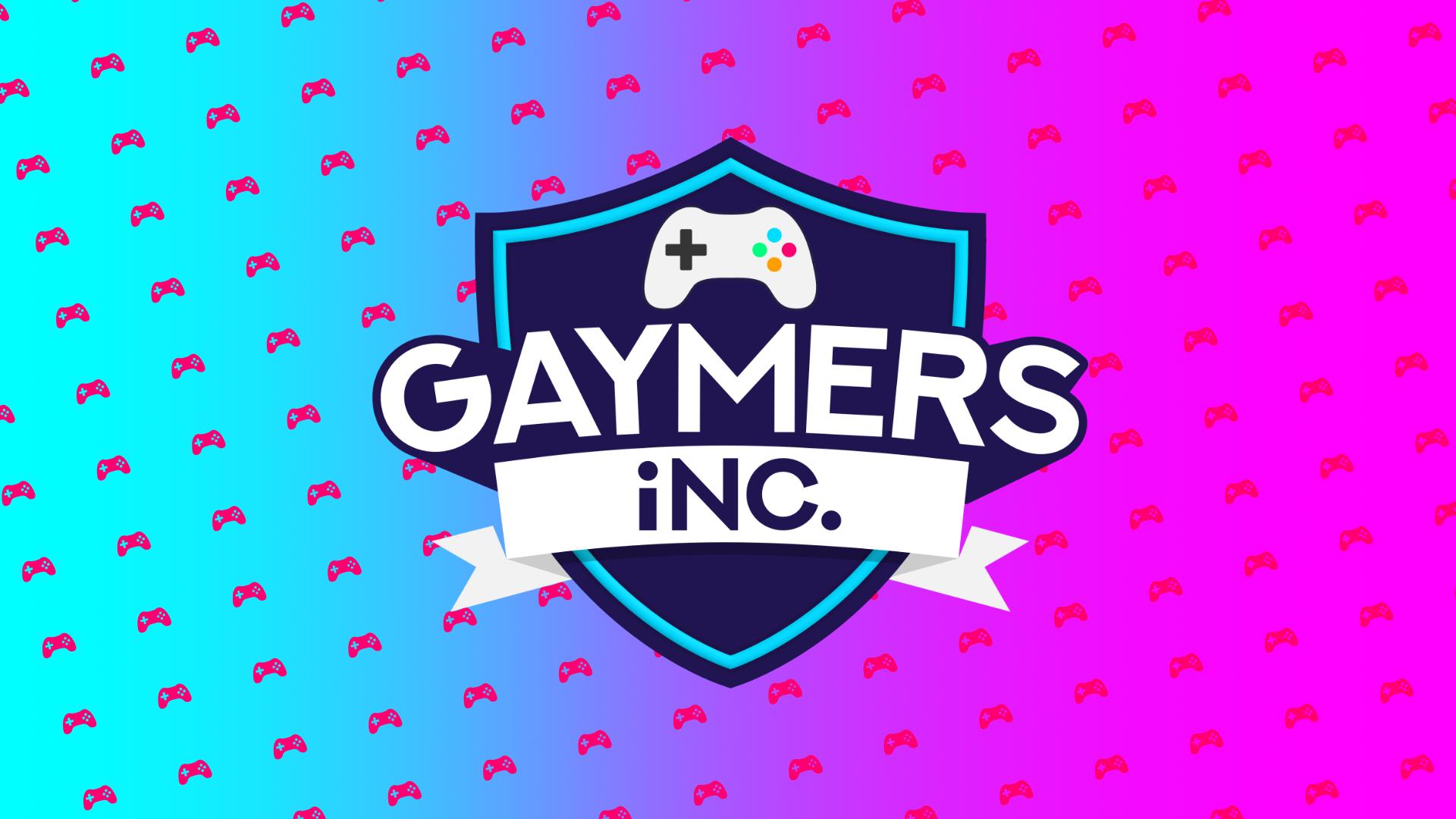 Gaymers iNC. logo