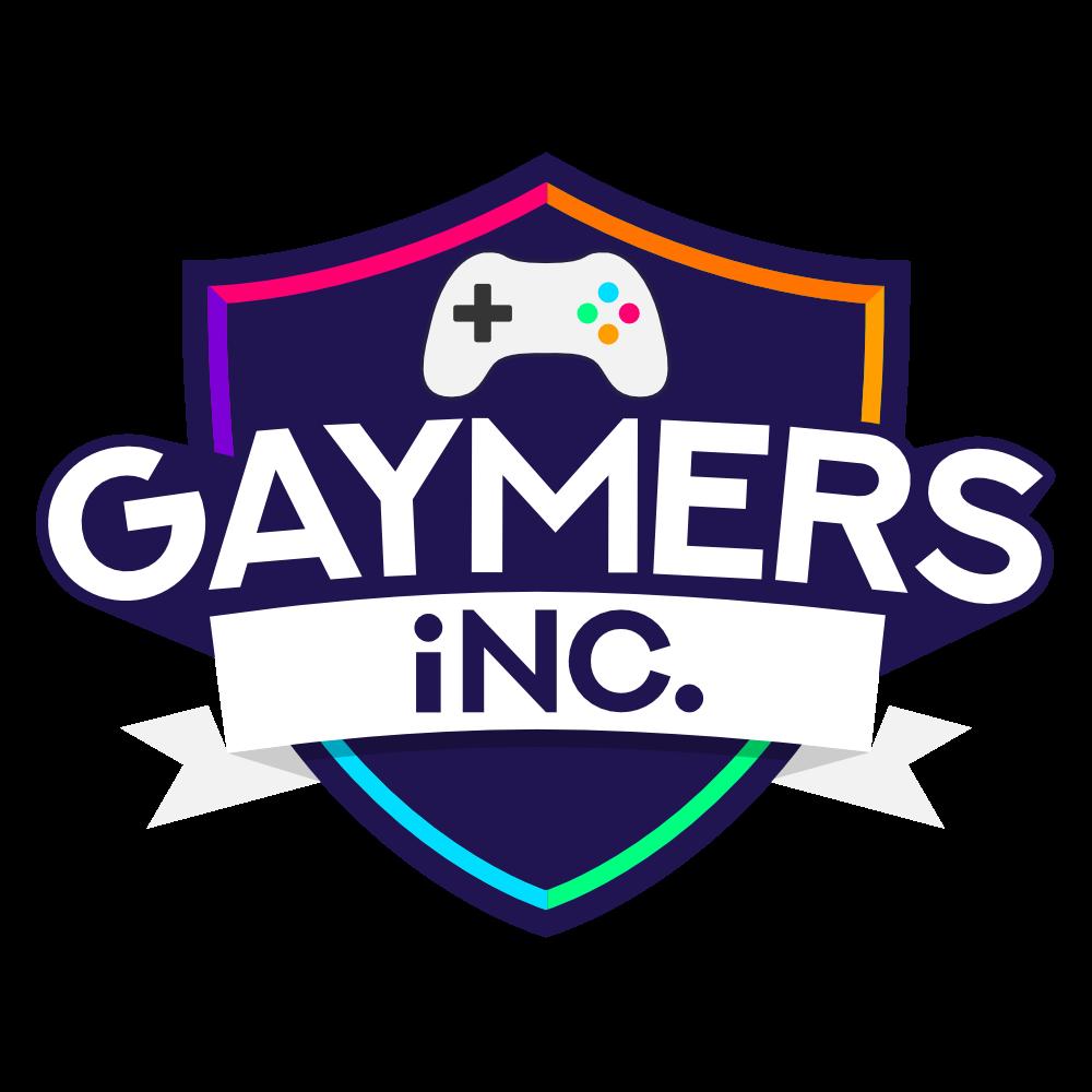 Gaymers Inc Logo